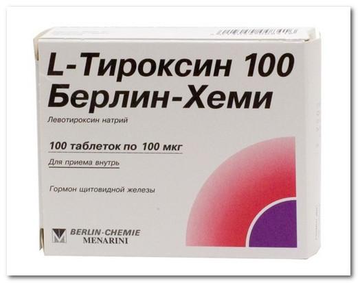 Передозировка и побочные эффекты Л-тироксина