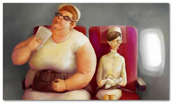 набор массы и потеря жира